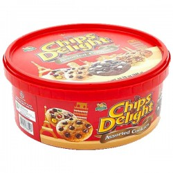 CHIPS DELIGHT ASSORTED...