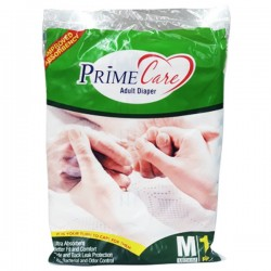 PRIME CARE ADULT DIAPER M 1 S