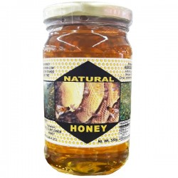 KEROBEE NATURAL HONEY 320G