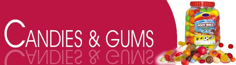 Candies and Gums