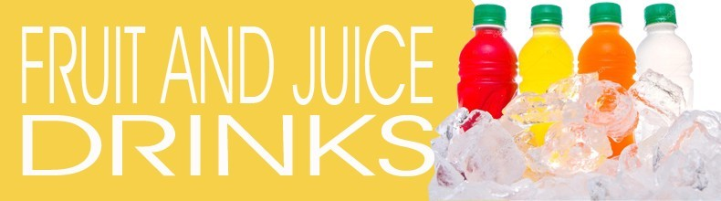 Fruit and Juice Drinks